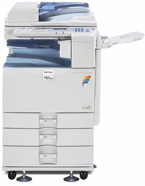 Aficio MP C2530
