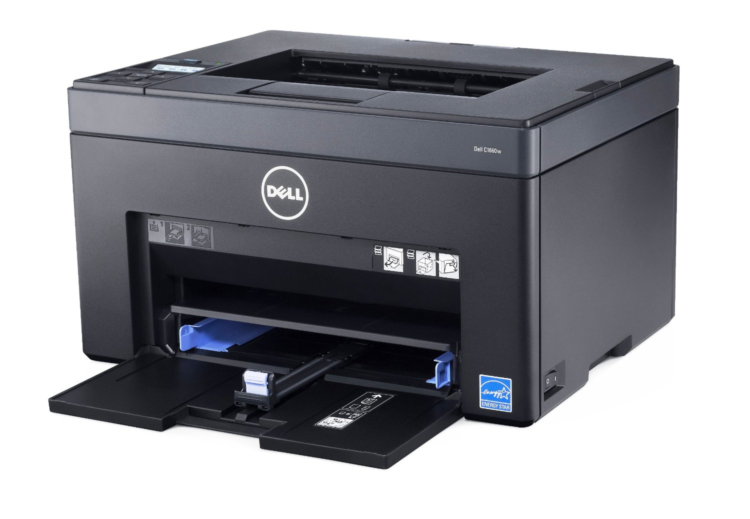 toner dell c1660w pour imprimante laser dell. Black Bedroom Furniture Sets. Home Design Ideas