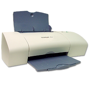 Color Jetprinter Z23