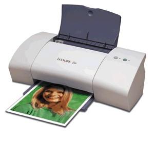Color Jetprinter Z25
