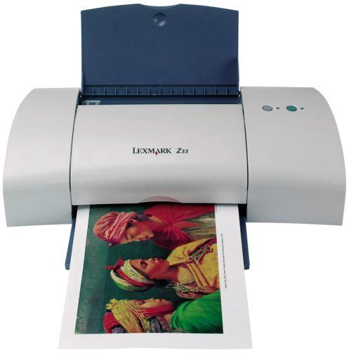 Color Jetprinter Z33