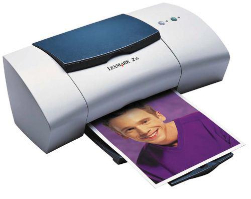 cartouche lexmark color jetprinter z35 pour imprimante jet. Black Bedroom Furniture Sets. Home Design Ideas