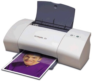 Color Jetprinter Z35LE
