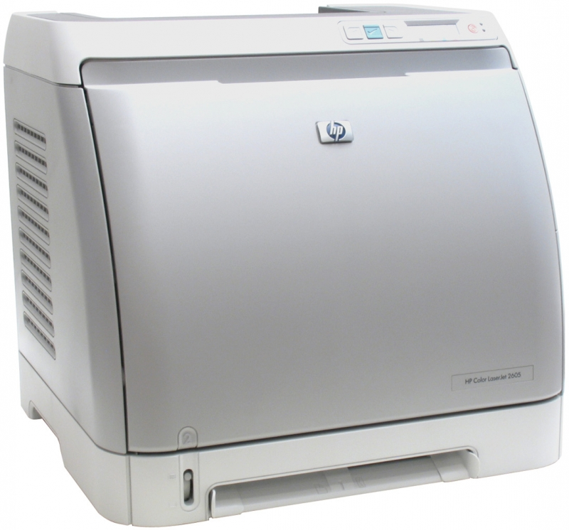 Color Laserjet 2605