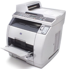 Color Laserjet 2840DTN