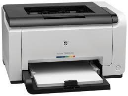 Color Laserjet CP1025NW