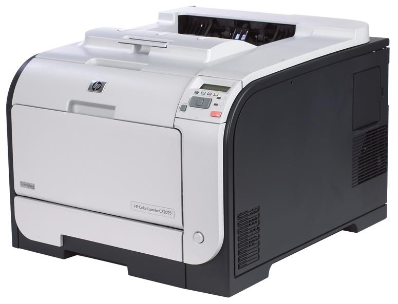 Color Laserjet CP2025N