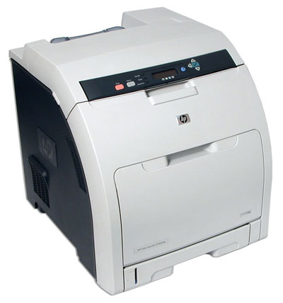 Color Laserjet CP3505
