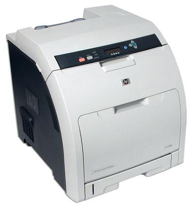 Color Laserjet CP3505