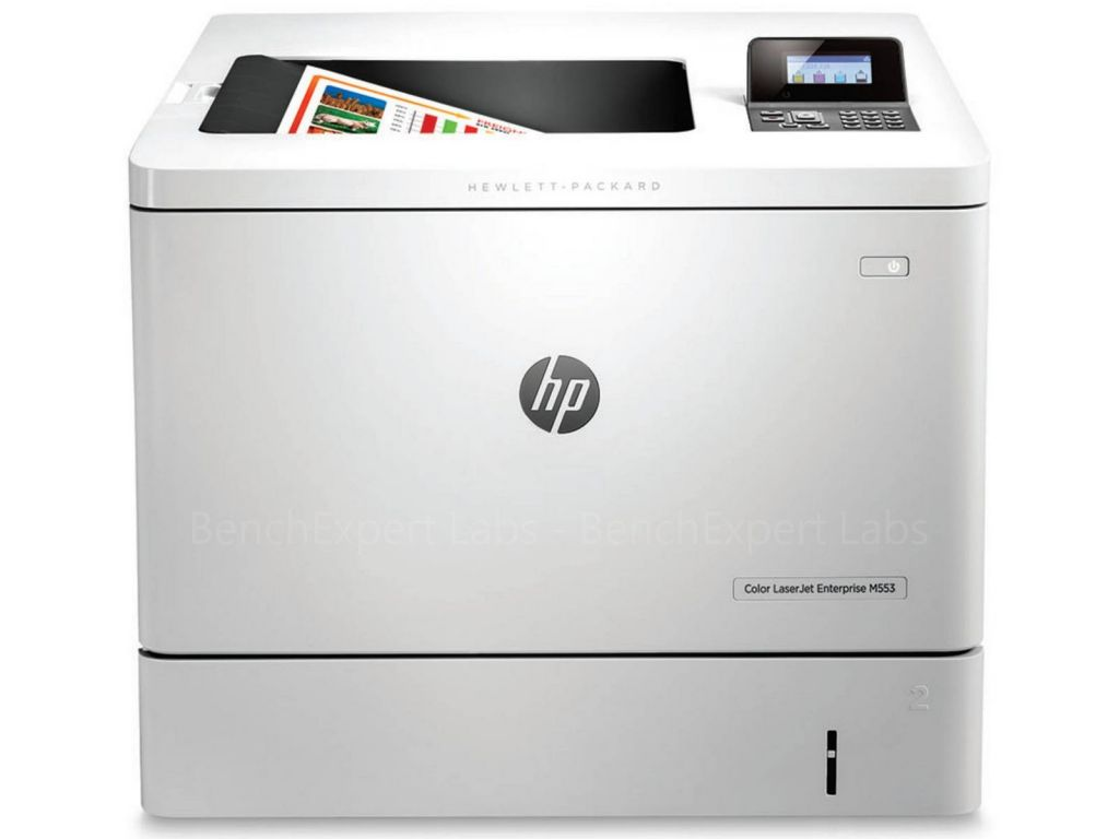 Color Laserjet Enterprise M553N