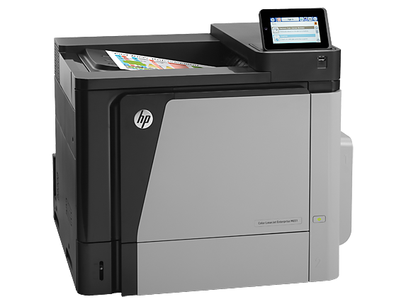 Color Laserjet Enterprise M651DN