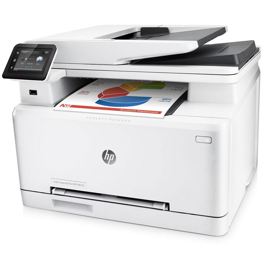 Color Laserjet Pro M277N
