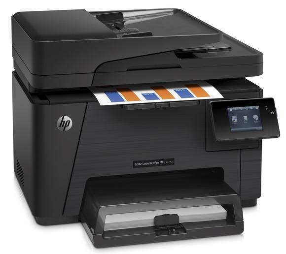 Color Laserjet Pro M177