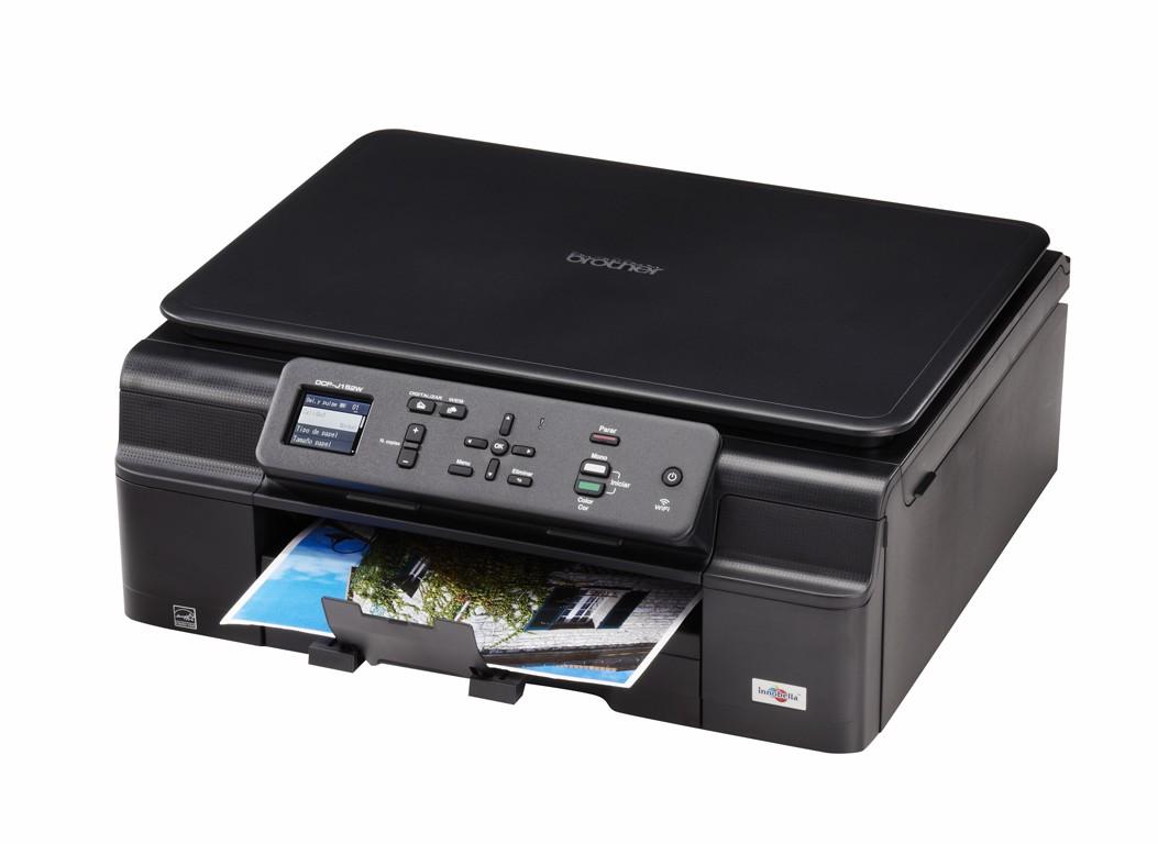 Brother DCP-J152W Printer Vista