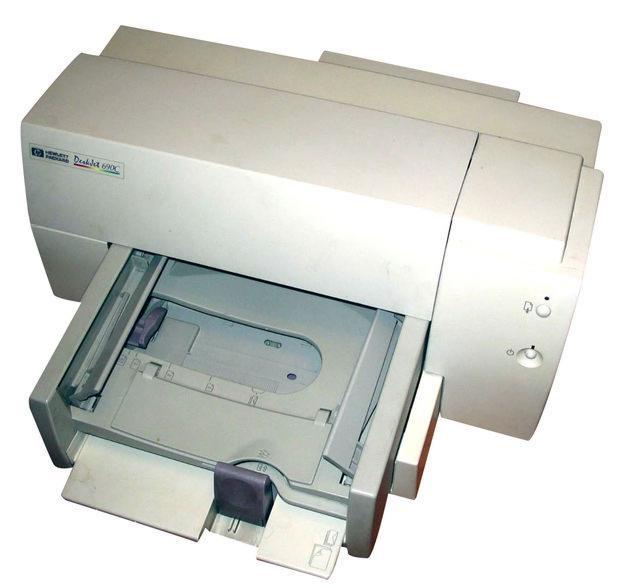 Deskjet 610CL