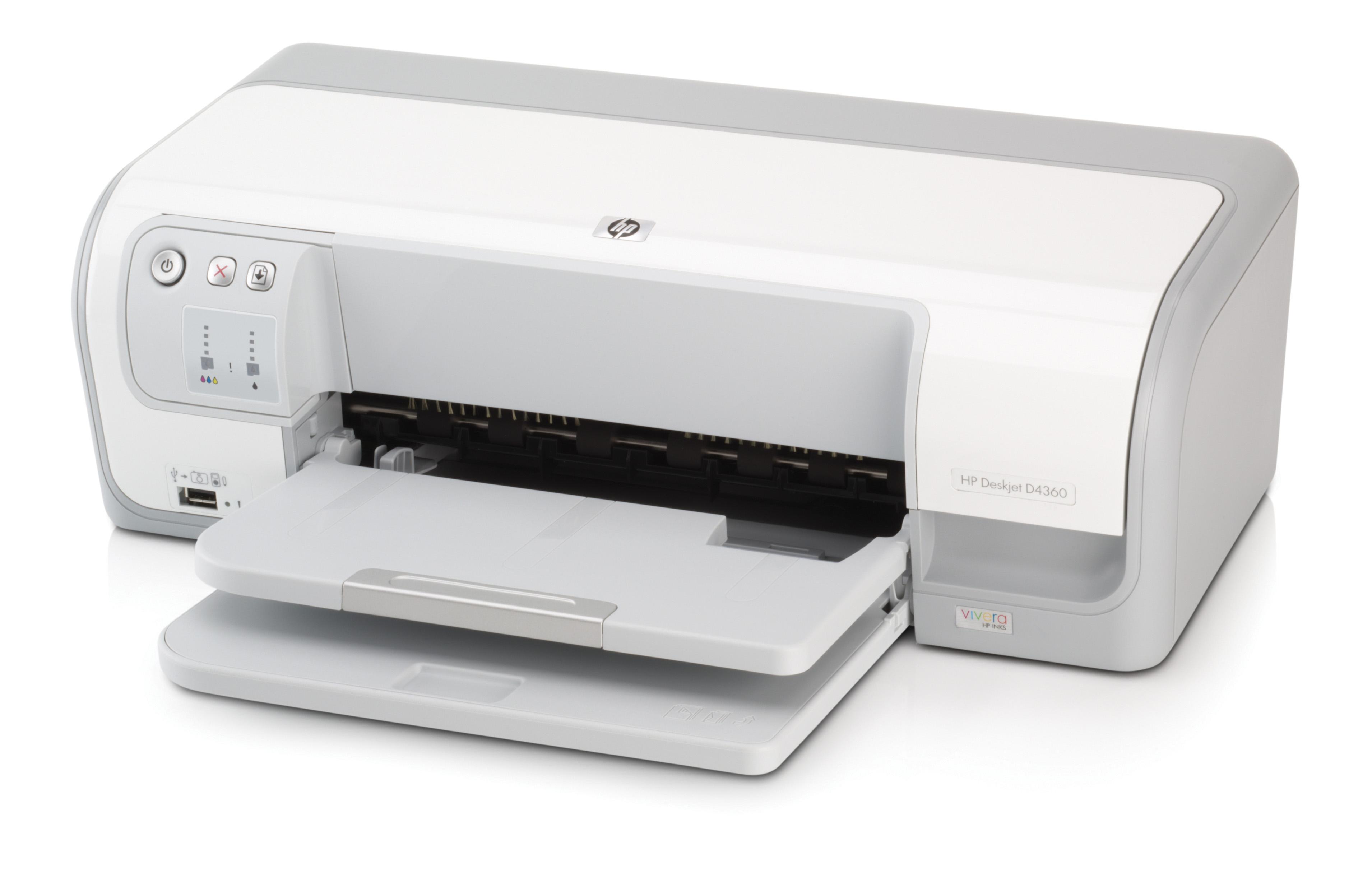 Deskjet D4360