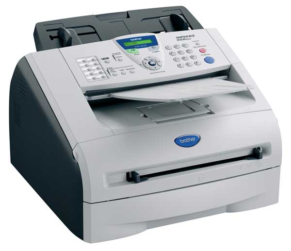fax brother: