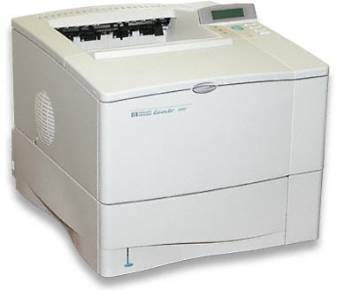 Laserjet 4000SE