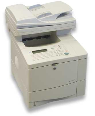 Laserjet 4100MFP
