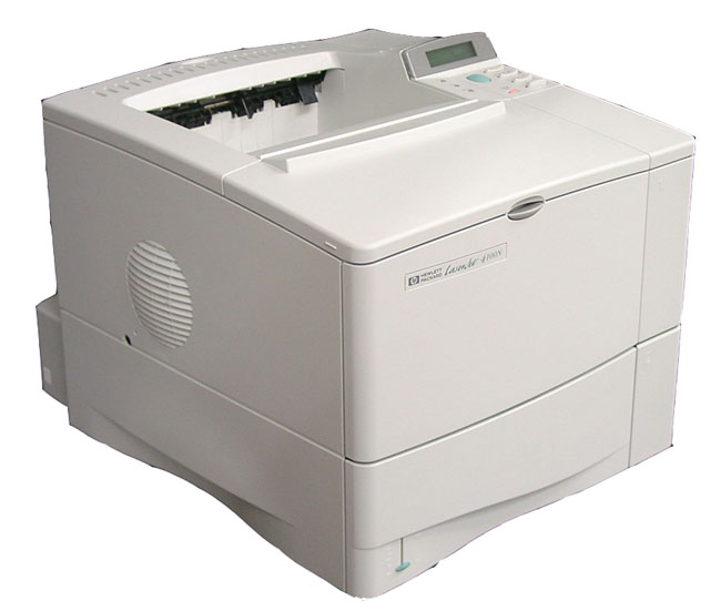 Laserjet 4100SE