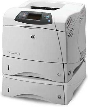 Laserjet 4300DTN