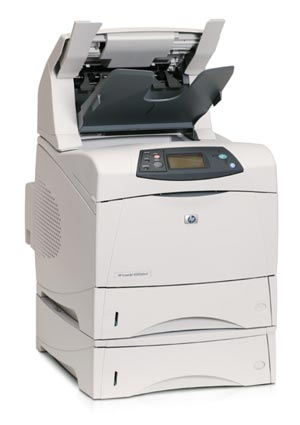 Laserjet 4350DTNSL