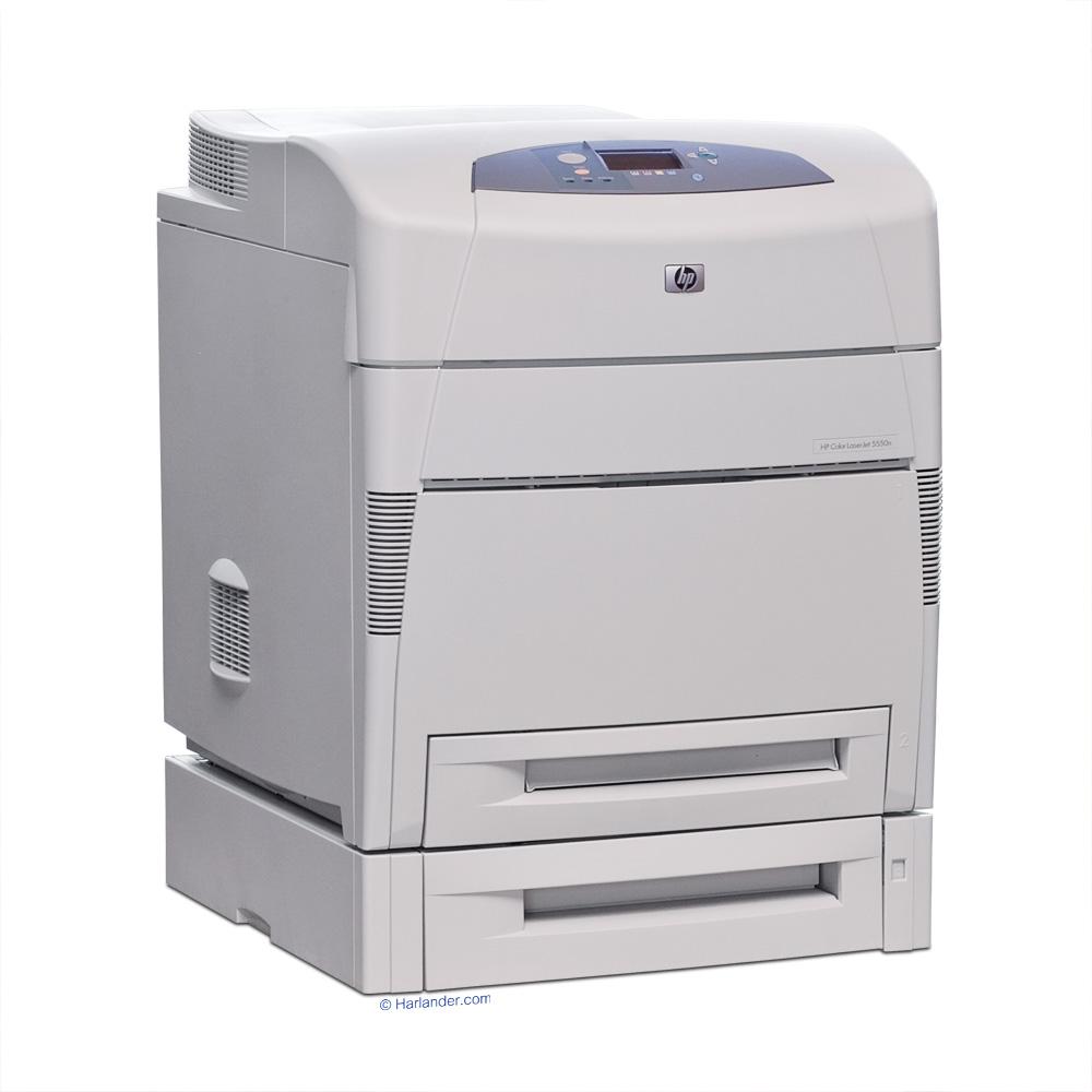 Color Laserjet 5550HDN