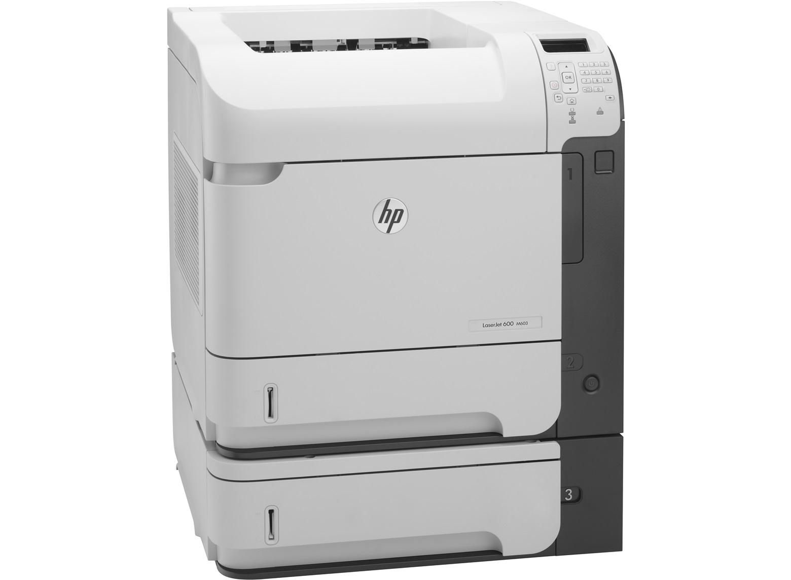 Laserjet 600 M603XH