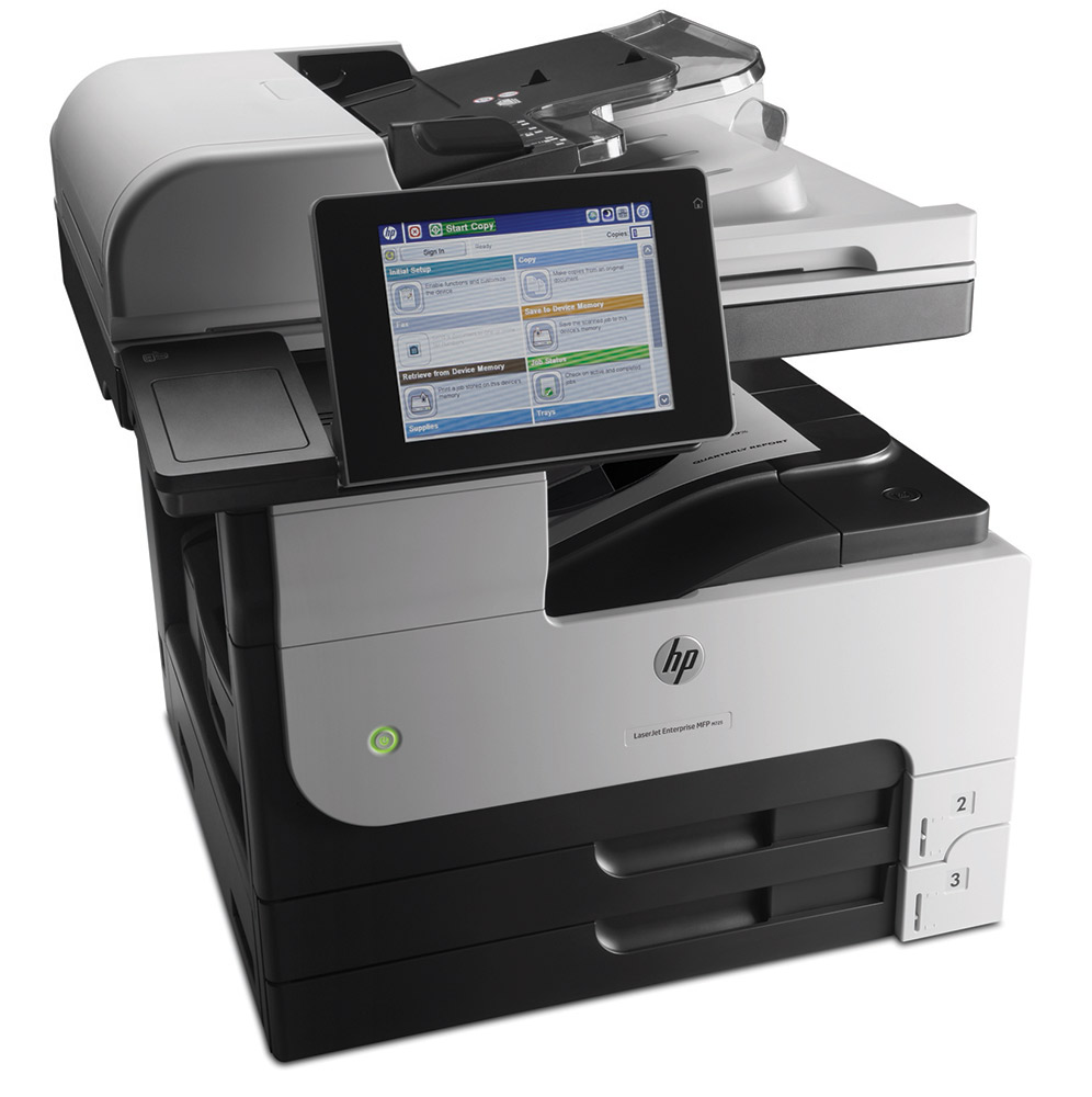 Laserjet 700 COLOR MFP M775DN