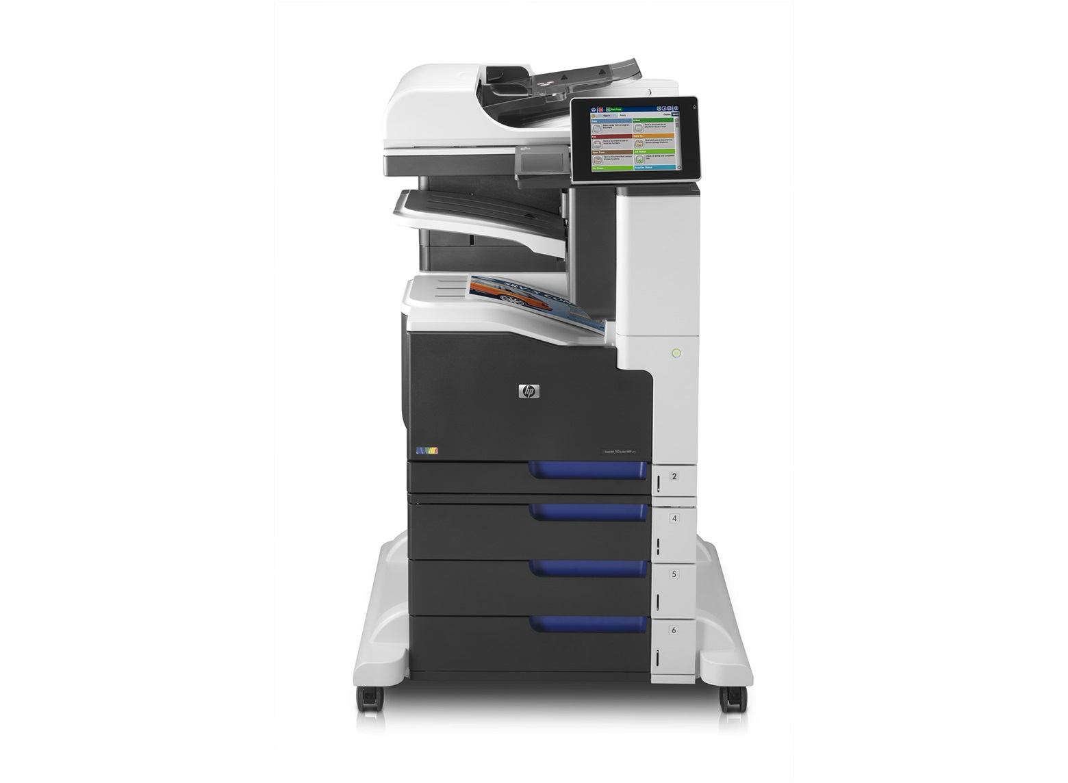Laserjet 700 COLOR MFP M775Z+