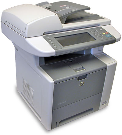 Laserjet M3027