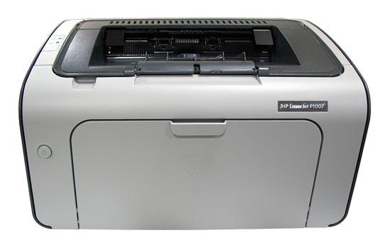 Laserjet P1007