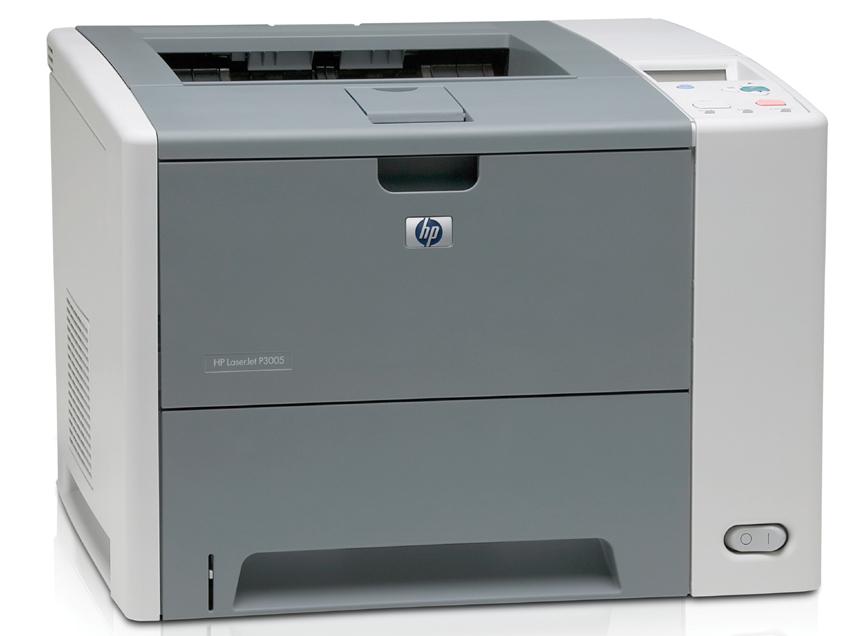 Laserjet P3005