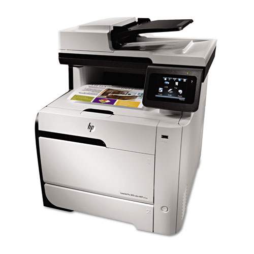 Laserjet Pro 300 M375NW