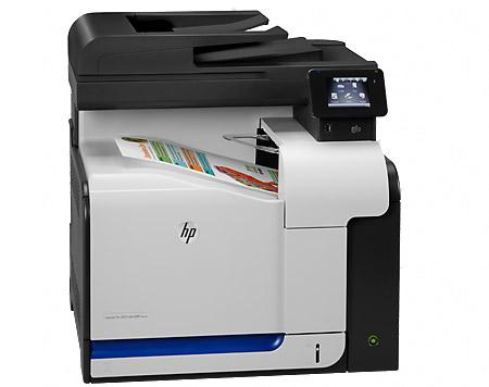 Laserjet Pro 500 MFP M570DN