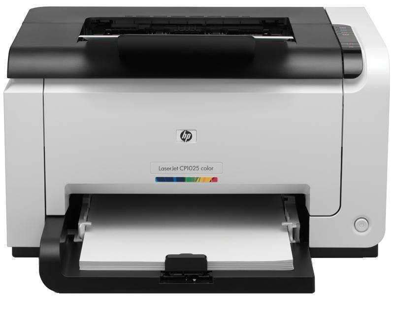Laserjet Pro CP1025NW