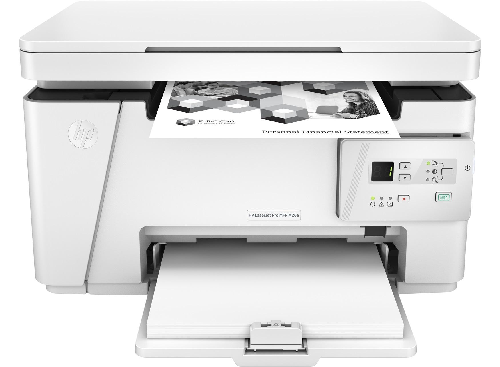 LaserJet Pro M26a