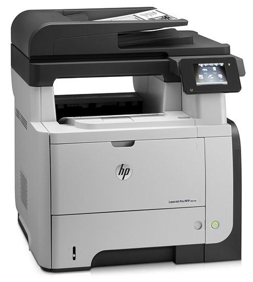 Laserjet Pro M521DN MFP
