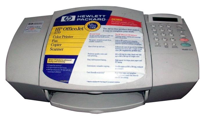 Officejet 570