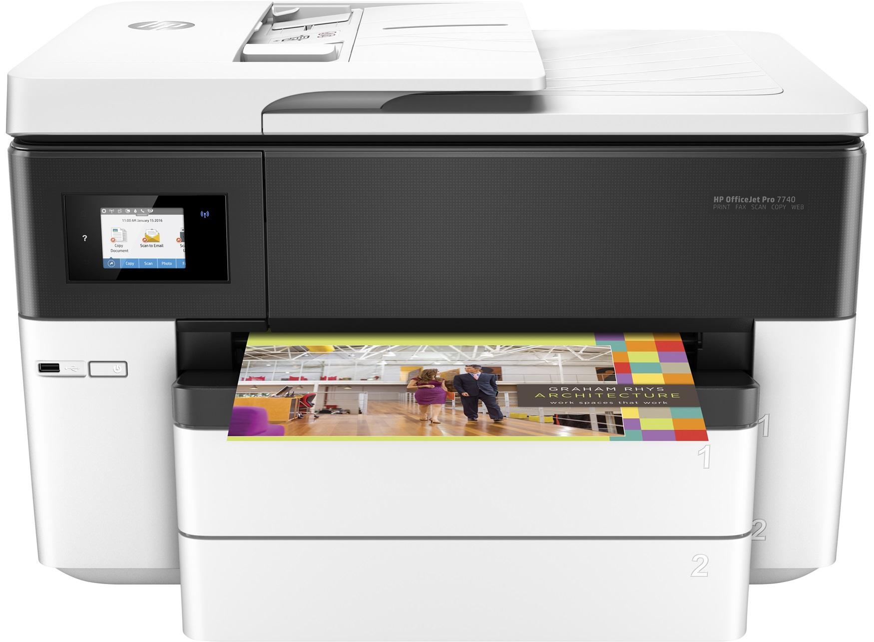 Officejet Pro 7740