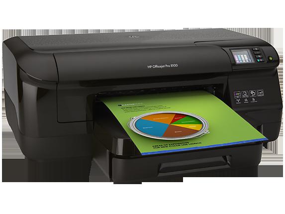 Officejet Pro 8100 N811A