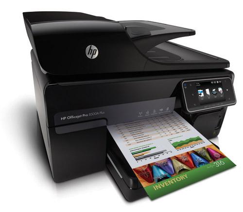 Officejet Pro 8500A Plus