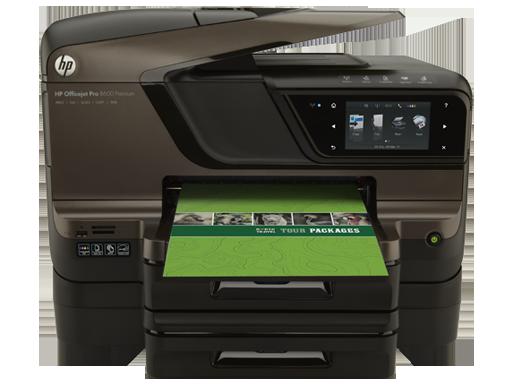 Officejet Pro 8600 Plus