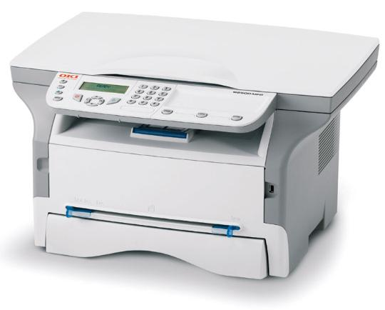 B2500 MFP
