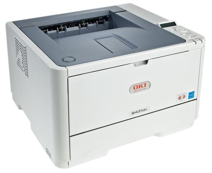 pilote imprimante oki b431dn