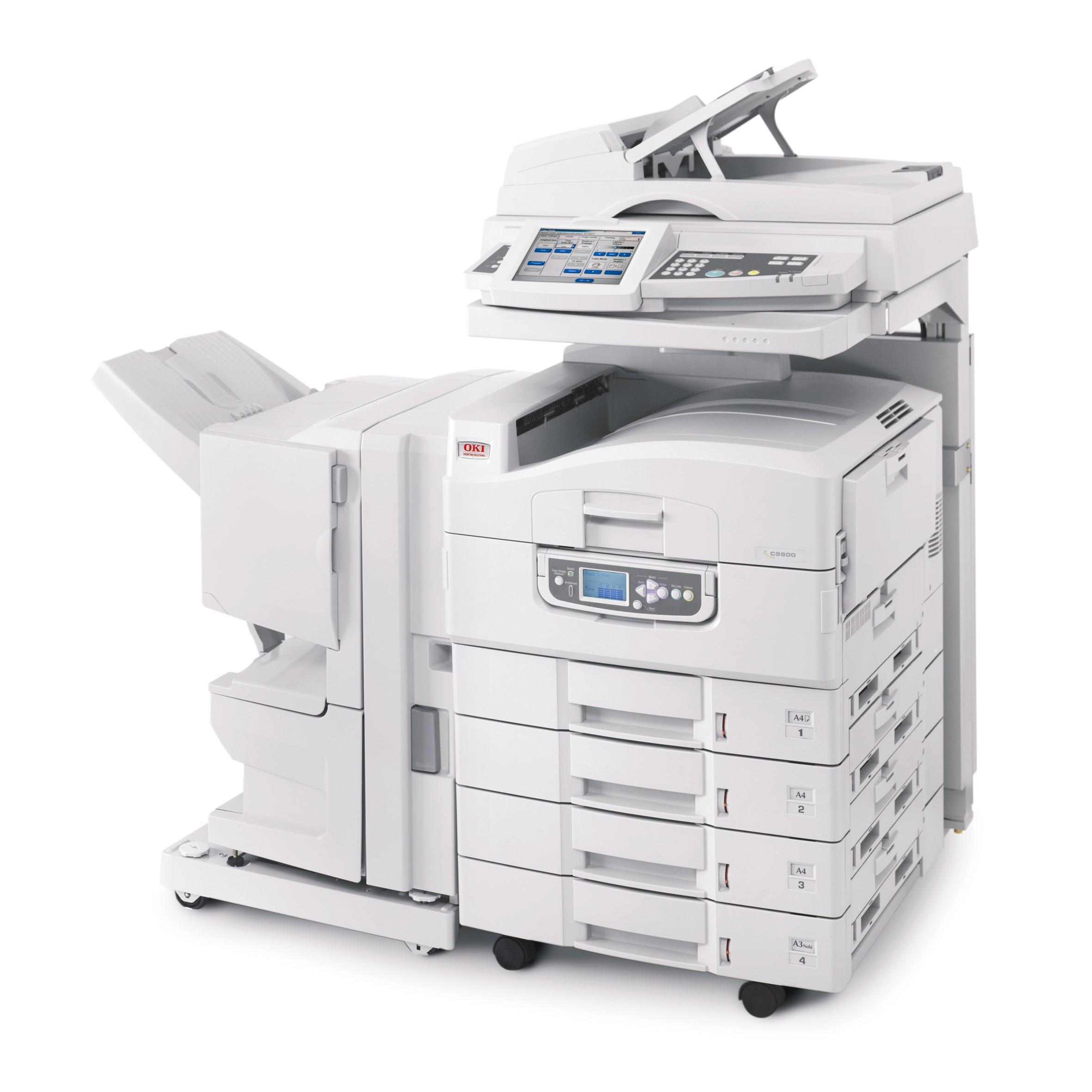 C9800 MFP