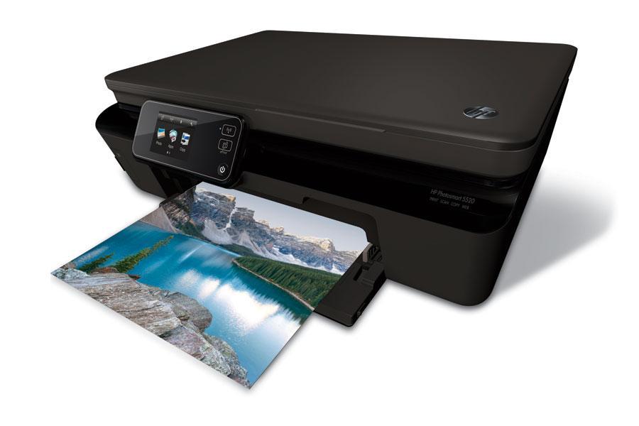 cartouche hp photosmart 5520 pour imprimante jet d 39 encre hp. Black Bedroom Furniture Sets. Home Design Ideas