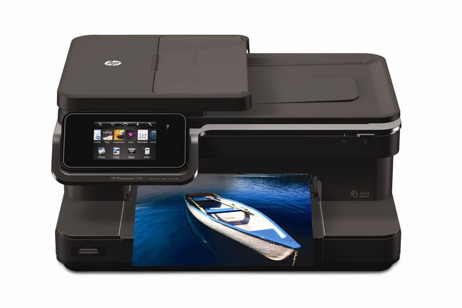cartouche hp photosmart 7510 eaio pour imprimante jet d. Black Bedroom Furniture Sets. Home Design Ideas