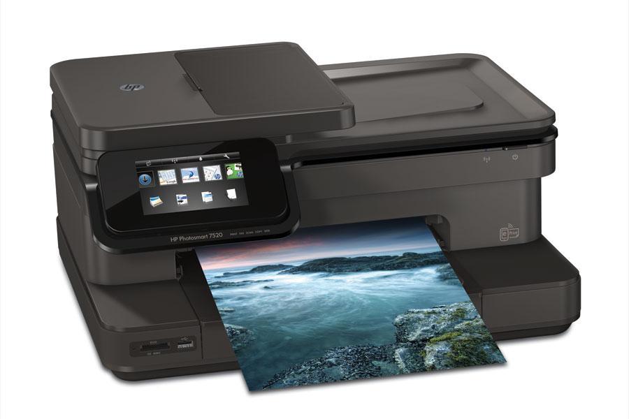 cartouche hp photosmart 7520 eaio pour imprimante jet d 39 encre hp. Black Bedroom Furniture Sets. Home Design Ideas