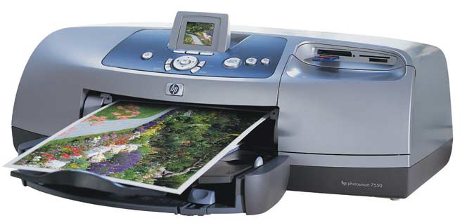 Photosmart 7550
